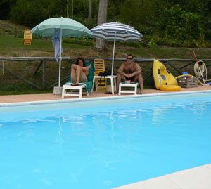 Pool at Grifoglia