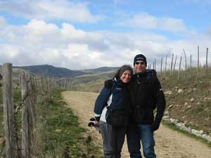 A country walk in the heart of the Nebrodi Mountains