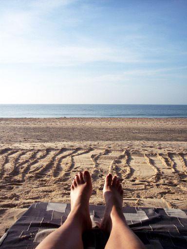 The beach in Mui Ne. Vietnam