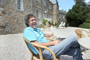 Francois Tijssen of Chateau le Val, Brix, Normandy.