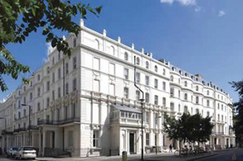 Grand Plaza in Bayswater, London