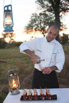 Sundowner Chef Ryan