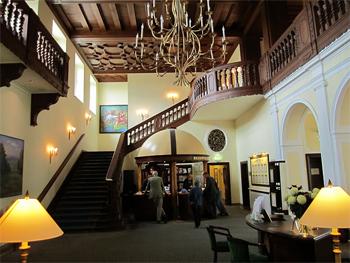 Radisson Blu Hotel.