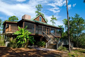 The Lodge at Eagle Island