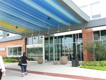 Aloft hotel, Plano, Texas