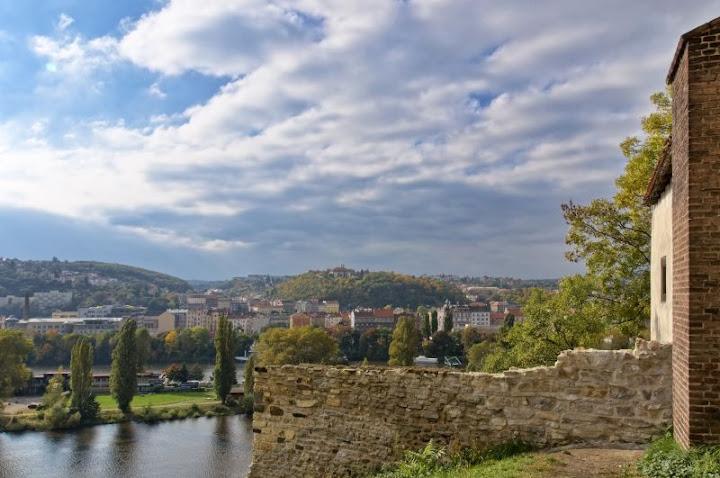 Vltava River.