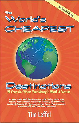 The World's Cheapest Destinations, Third Edition