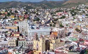Guanajuato - photo courtesy of TourByMexico.com