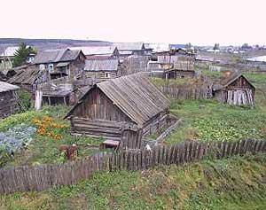 A Siberian village
