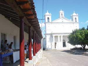 The quiet life, El Salvador