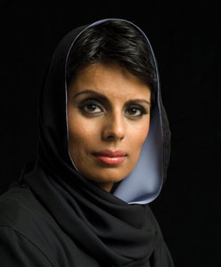 Qanta A. Ahmed, MD and author of In the Land of Invisible Women
