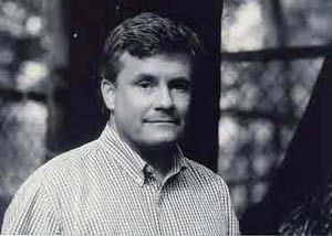 Author Jeffrey Tayler.