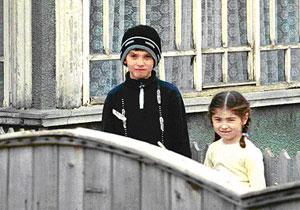 Siblings in Romania
