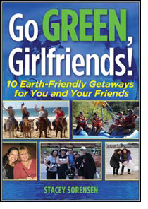 Cover art for Go Green Girl by Stacey Sorenson