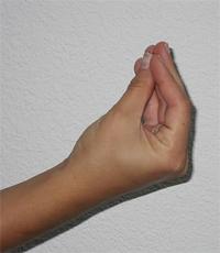 Finger Purse