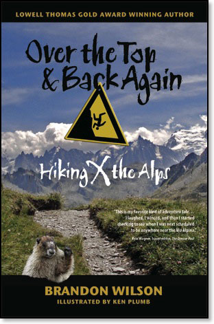 Cover art for Hiking X Alps