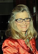 Editor Lesley Lababidi.