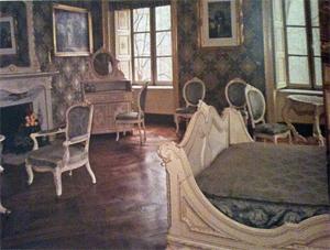 Royal Apartments of Borgo Castello, Turin.