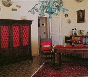 Cesare De Titta House Museum in Abruzzi.
