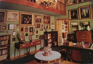 Mario Praz Museum, Rome.