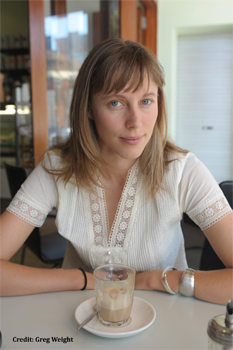 Author Lucy Neville