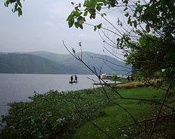 The Congo River at Maluku.