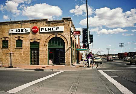 Flagstaff, Arizona, a buzzing college town.