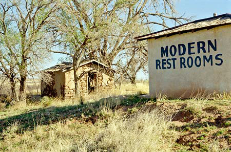 Endee, New Mexico.