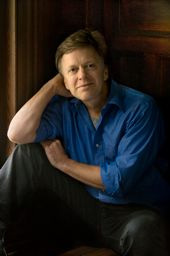Author Ted Conover.