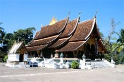 Wat Xieng Thong in Laos.