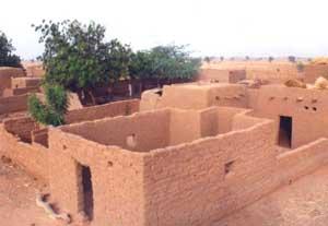 A Housa village