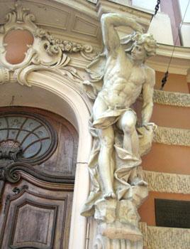 Architecture in Lviv