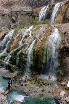 Evanson Ma'In Hot Springs & Six Senses Spa resort is on Conde Nast's Top 100 hotels list.