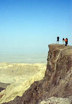 Near Little Petra