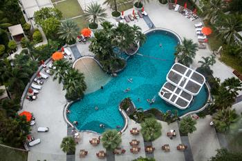 Amari Orchid Hotel, Pattaya.