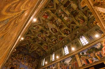 See the Sistine Chapel with Walks of Italy Tours.