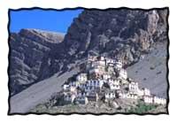 Ki Monastery for Kalachakra Teachings