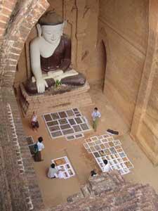 Old Bagan Temple