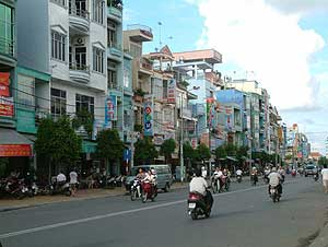 Main Street, Ho Chi Minh City