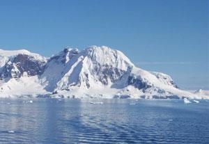 Mountain or iceberg?