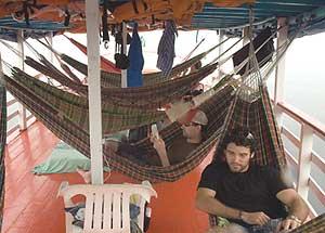Hitting the hammocks