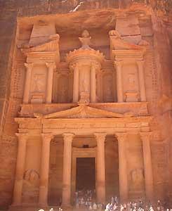 The Treasury: A Real Gem of Petra.
