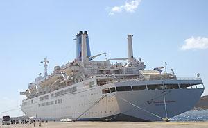Tthe Good Ship Celebration - photos by Nick Parkins