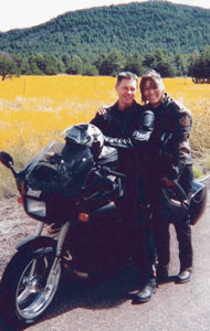 Road Trip founders Gary Dolgoff and Kate Jackson