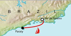 A Brazilian Tall Ship Sailing Adventure 2
