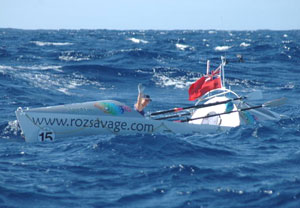 Rowing Around the World: One Woman's Odyssey