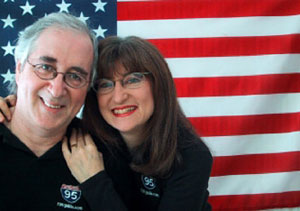 Stan Posner and Sandra Phillips-Posner