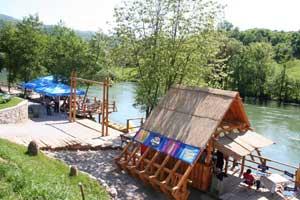 The Kanjon Klub in Banjaluka