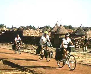 Bike Africa hosts a wide variety of tours all over the continent.