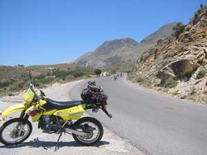 Crete offers endless scenic vistas.